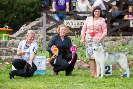 res Best in Show Puppy Judge D. Rimaitytė